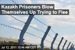 Kazakhstan Failed Prison Break Ends With 16 Dead