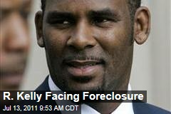 Singer R. Kelly's Chicago Suburb House Facing Foreclosure