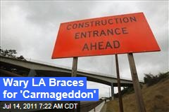 Carmageddon: Los Angeles 405 Closure Leads to Crazy Discounts, Viral Videos, General Mayhem