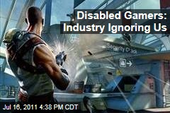 Video Gamers With Disability Fight Industry for Recognition