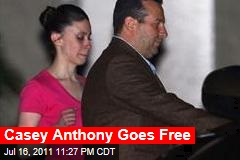 Casey Anthony Is Released From Jail in Florida