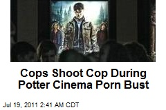 Cops Shoots Cop During Potter Cinema Porn Bust