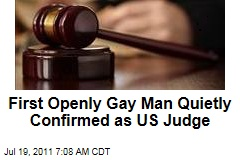 J. Paul Oetken Becomes First Openly Gay Man to Be Confirmed as US Federal Judge
