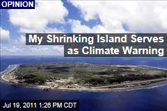 Nauru President Marcus Stephen to Western World: Be Warned on Climate Change