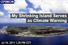 Nauru President Marcus Stephen to Western World: Be Warned on Climate Change