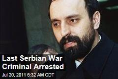 Goran Hadzic, Last Accused Serbian War Criminal, Arrested