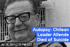 allende jewish singles Chilean skeletons was salvador allende a racist but is it fair to single out allende his mother was jewish one of allende's daughters.