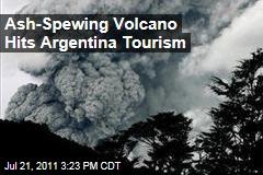 Chile, Cordon Caulle Volcano: Argentina Tourism Losing Millions