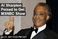 Al Sharpton to Get MSNBC Show at 6; Cenk Uygur Is Out