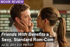 Friends With Benefits a Sexy, Standard Rom-Com
