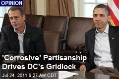 'Corrosive' Partisanship Drives DC's Gridlock