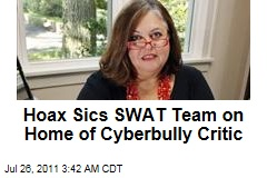 Hoax Sics SWAT Team on Home of Internet Safety Expert Parry Aftab
