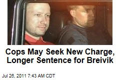 Anders Behring Breivik Could Be Charged With Crimes Against Humanity for Norway Terror Attacks to Get Longer Sentence