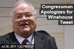 Billy Long, Missouri Congressman, Apologizes for Amy Winehouse Debate