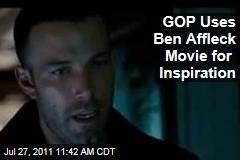 House Republicans Play Scene From Ben Affleck Movie 'The Town' as Motivational Device for Unity