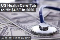US Health Care Tab to Hit $4.6T in 2020