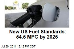 President Obama Announces Auto Industry Fuel-Efficiency Overhaul: 54.5 MPG