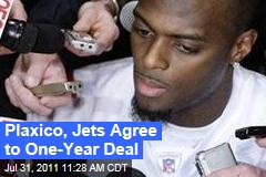 Plaxico Burress, New York Jets Agree to One-Year Deal