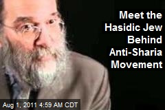 Meet the Hasidic Jew Behind Anti-Sharia Movement