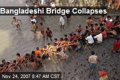 Bangladeshi Bridge Collapses