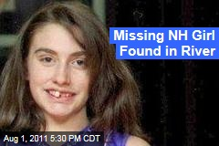 Celina Cass, Missing New Hampshire Girl: Police Say They Found 11-Year-Old's Body in River
