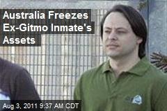 Australia Freezes Ex-Gitmo Inmate's Assets