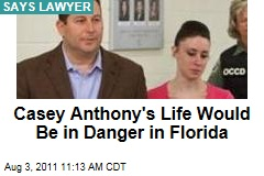 Casey Anthony, Probation Order is Dangerous: Jose Baez, Defense Attorney