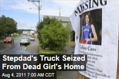 Stepdad's Pickup Seized From Home of Dead New Hampshire Girl Celina Cass
