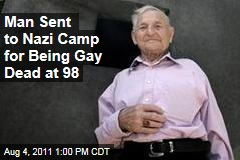 Rudolf Brazda, Last Gay Concentration Camp Survivor, Dies at 98