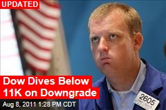 Stocks Plummet on Downgrade