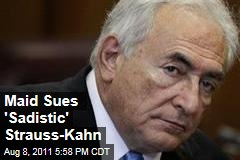 Dominique Strauss-Kahn Lawsuit: Maid Nafissatou Diallo Sues for Unspecified Damages