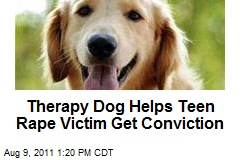 Should Dogs Be Allowed to Help Witnesses Testify?
