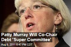 Harry Reid Picks Patty Murray, John Kerry, and Max Baucus for Debt Super Committee