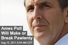 Tim Pawlenty 2012: Ames Straw Poll Could Be Make or Break Moment, Say Experts