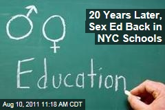 New York City Mandates Sex Education for Public School