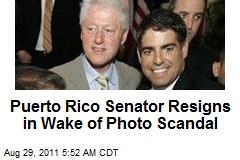 Puerto Rico Senator Resigns in Wake of Photo Scandal