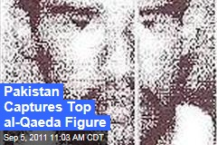 Pakistan Captures Younis al-Mauritani, Top al-Qaeda Figure