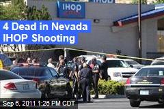 IHOP Shooting: Gunman Opens Fire in Restaurant in Carson City, Nevada; 3 Dead
