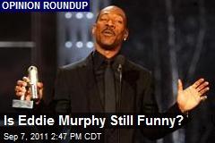 Is Eddie Murphy Still Funny?