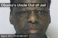 Oyango Obama, Obama's Uncle, Out of Jail