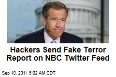 Script Kiddies Hack NBC News Twitter Account, Send Fake Terror Alert