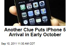 Sprint Forbids Vacations First Two Weeks of October, Suggesting iPhone 5 Arrival