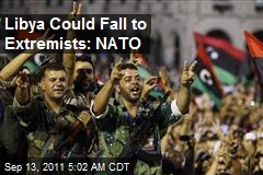 Libya Could Fall to Extremists: NATO
