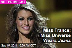 Miss France Laury Thilleman: Miss Universe Winner Leila Lopes Often Wore Jeans, No Make-Up