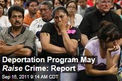 Federal Panel Criticizes Secure Communities Deportation Program
