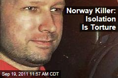 Norway Killer Anders Behring Breivik Calls Isolation Torture at Hearing Today