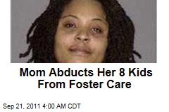 NYC Mom Shanel Nadal Abducts Her 8 Kids From Foster Carfe