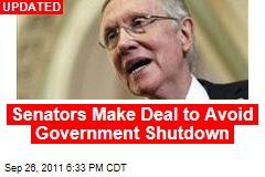 Government Shutdown Averted; FEMA Has Enough Disaster Money