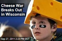 Cheesehead Billboard Sparks Anger in Wisconsin