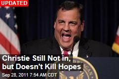 Christie Dodges 2012 Question